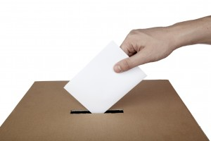 ballot voting vote box politics choice election