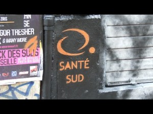 Street art solidaire pour une ONG marseillaise